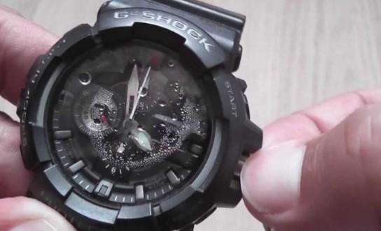 Cara Menghilangkan Embun di jam tangan