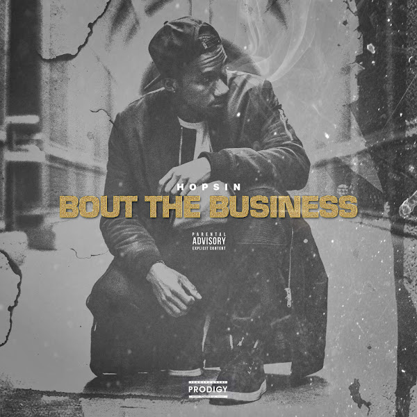 Hopsin - Bout the Business - Single Cover