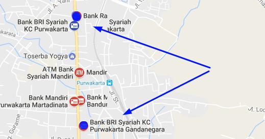 Bank Bri Syariah Kantor Cabang Purwakarta Kecamatan Purwakarta