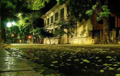 Đêm ngồi nhớ phố