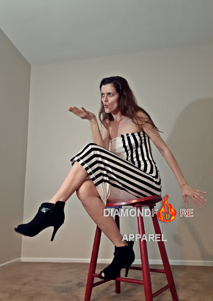 Fashion Model Lucie Diamondfire Apparel Photos by #DesignerAfi