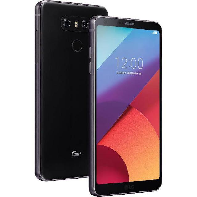 سعر جوال LG G6 Plus