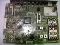 Mainboard Toshiba LCD TV Perbaikan