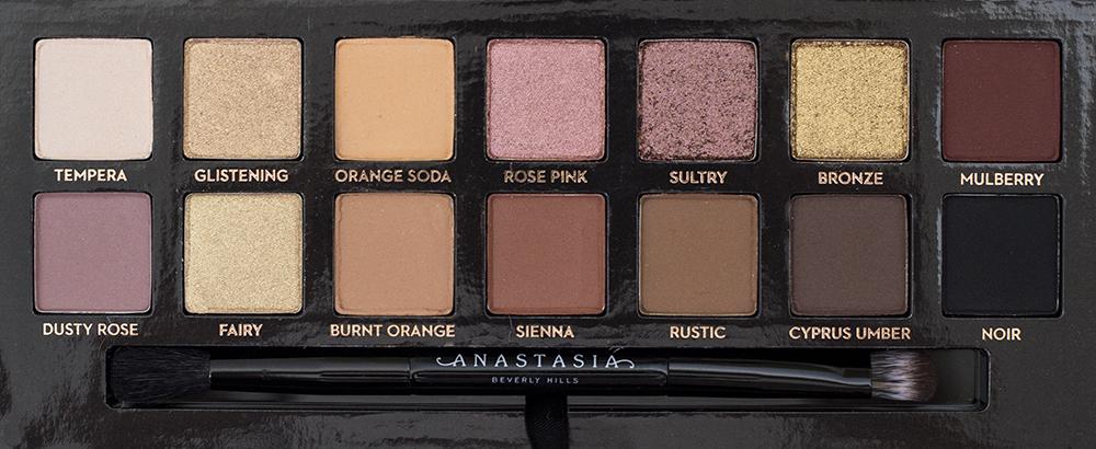 Anastasia Beverly Hills Soft Glam Palette Closeup