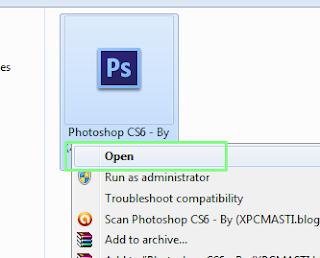 Adobe Photoshop Setup Install by www.nisarhussain.com
