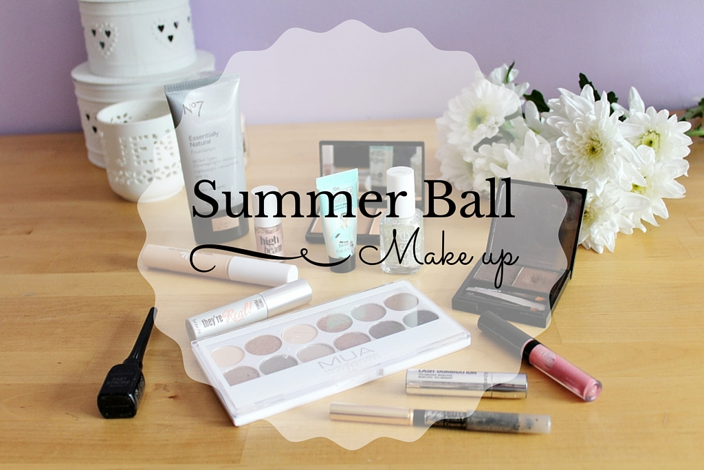 Summer Ball Make Up