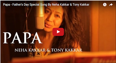 Father's Day Special Song 2016