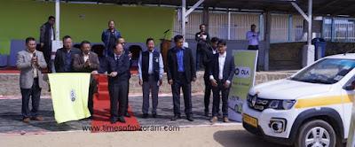 Ola Taxi  Service in Aizawl Mizoram