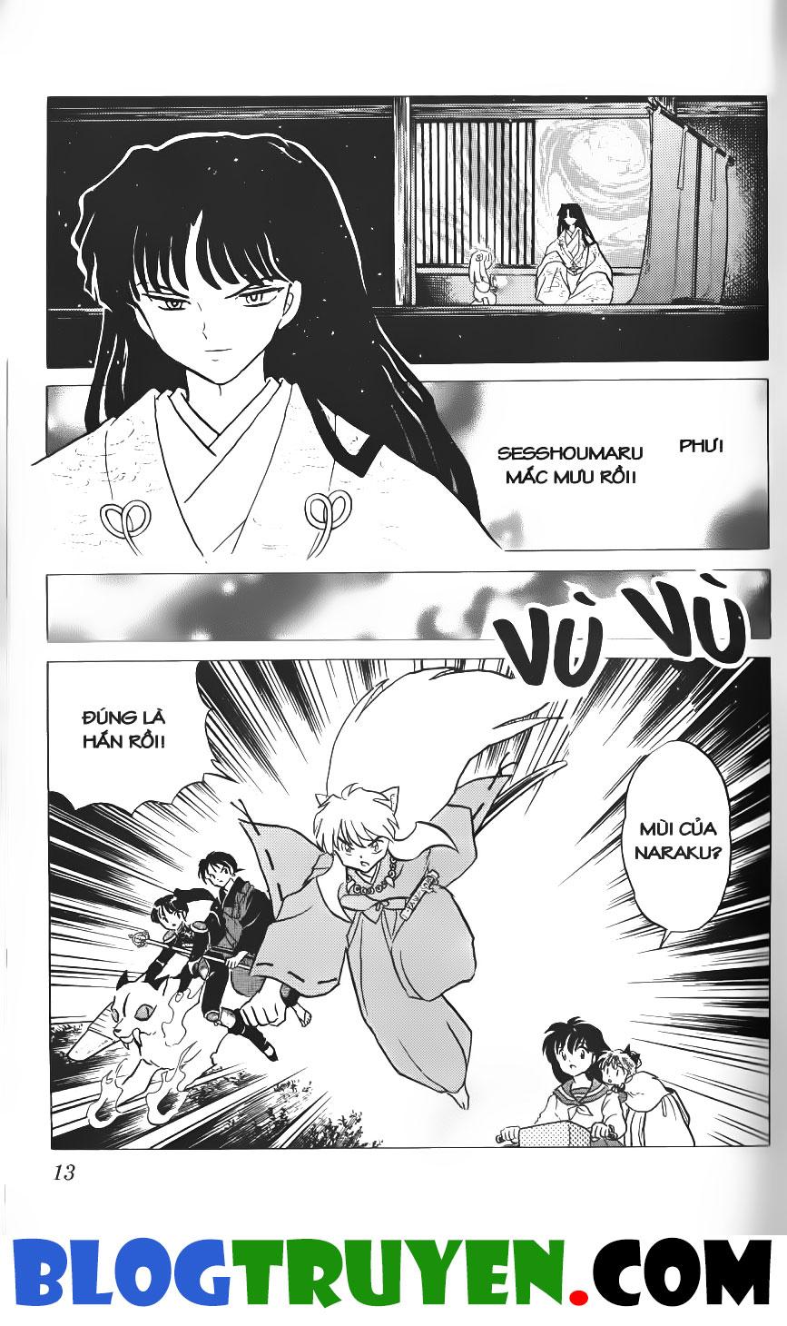 Inuyasha vol 23.1 trang 11
