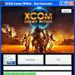 XCOM Enemy Within [PS3, X360, PC] - KEYGEN