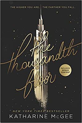 book cover for The Thousandth Floor