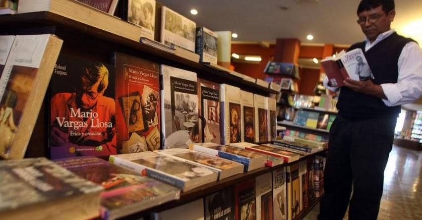 Ministro de Cultura anuncia buenas noticias sobre Ley del Libro