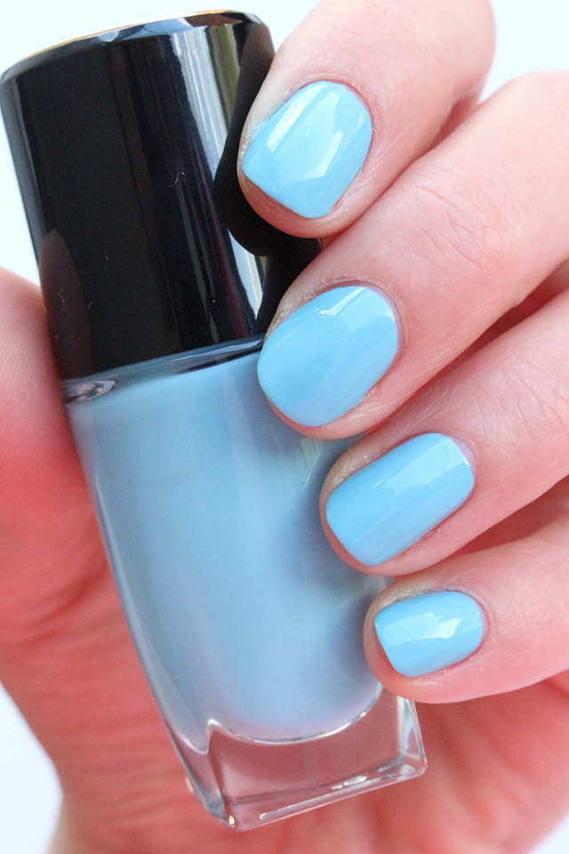 Lancôme Le Vernis 440 Candy Blue