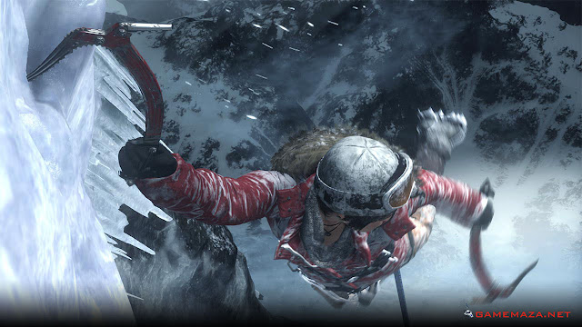 Rise Of The Tomb Raider Gameplay Screenshot 1
