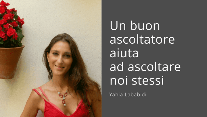 Sara Schirripa counseling a Milano