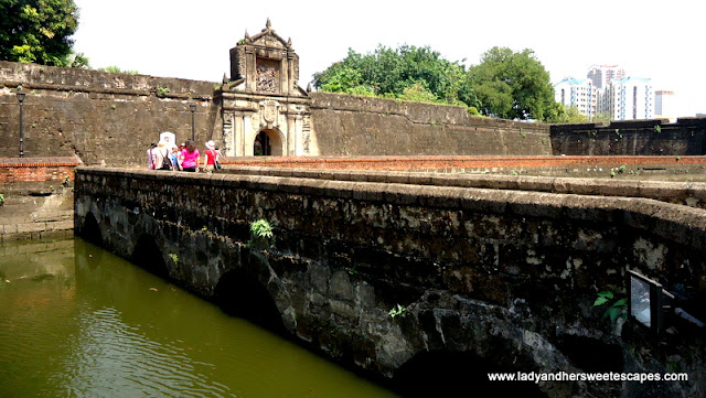 Intramuros Do-it-yourself tour