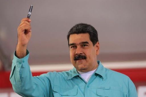 Nicolás Maduro: EE.UU. aplica terrorismo de Estado contra Siria