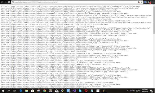 Tutorial Deface Dengan Cara Jquery File Upload