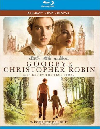 Goodbye Christopher Robin (2017) Dual Audio 300MB