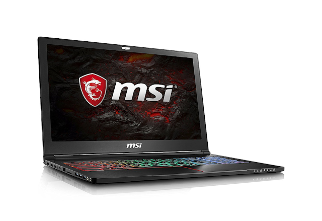MSI GS63VR Stealth Pro 4K-228 UHD