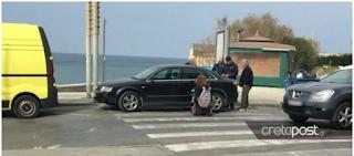 """Νεαρή ΑμεΑ """"Τιμώρησε"""" τον οδηγό που της έκλεισε τον δρόμο, με τον πιο έξυπνο τρόπο!"""