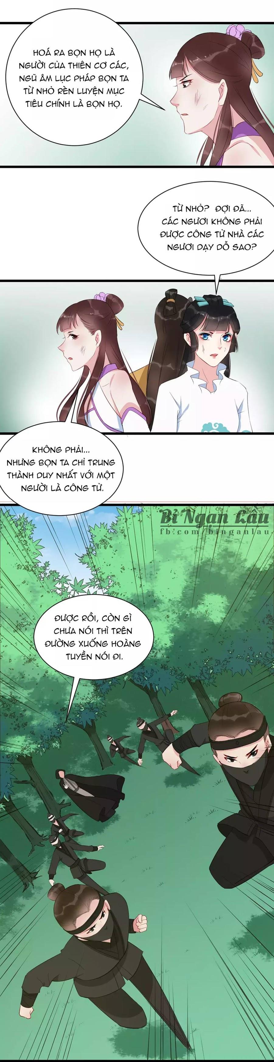Bồng Sơn Viễn chap 42 - Trang 18