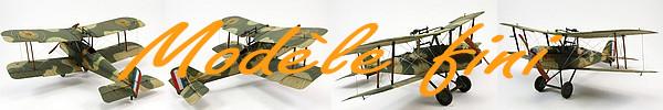 "Royal Aircraft Factory SE.5a ""Hisso"" Wingnut Wings 1/32"