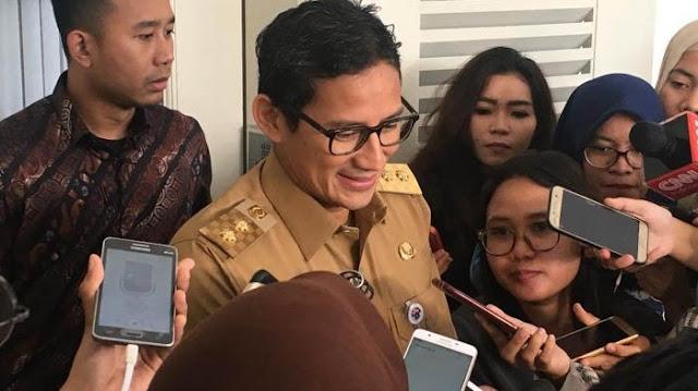 Sandi berharap HIPMI jadi bagian dari Pertumbuhan Ekonomi Jakarta