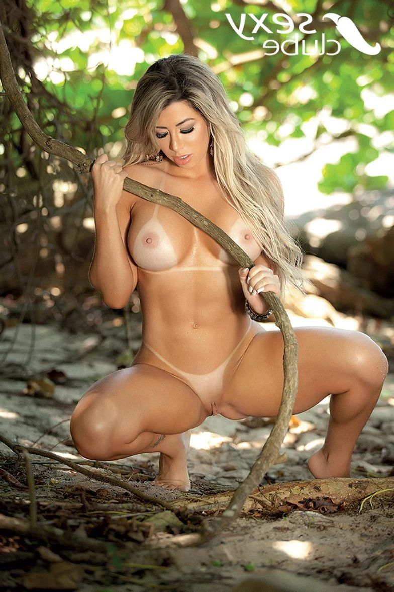 Aricia Silva Nua Na Sexy sexy fevereiro - j�ssica arboleya - famosas brasil