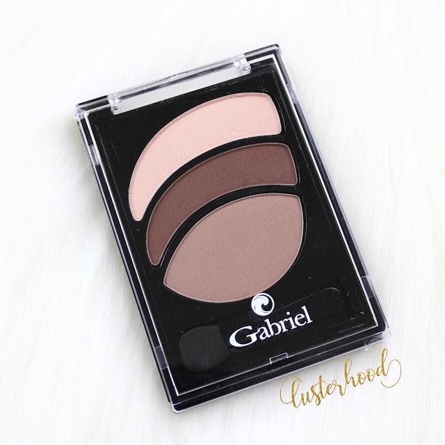 Gabriel Cosmetics Classic Trio  |  Lusterhood