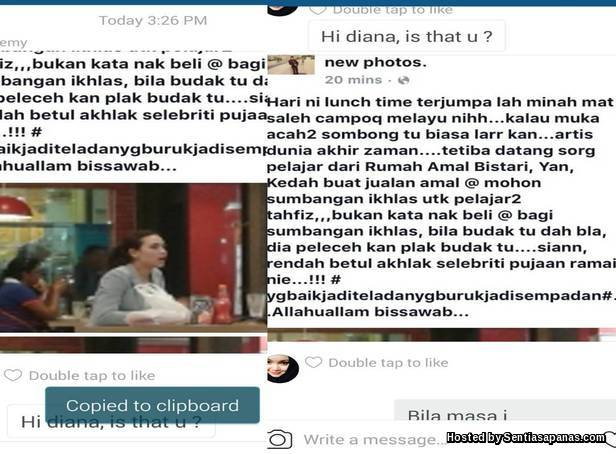 Diana Danielle Sangkal Perlekeh Budak Tahfiz [3]