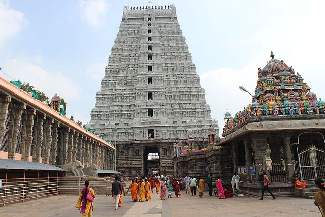 Must Visit Places in Tiruvannamalai