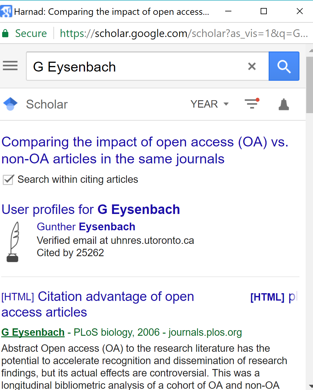 4 new things about google scholar ui recommendations and it will do this for all pairs of authors in your set of reference articles automatically all these searches are done in a popup window if the volume is ccuart Image collections