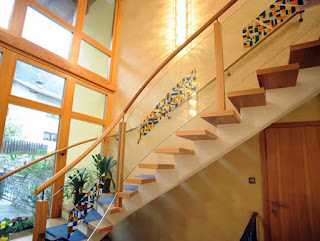 Glass Stair Railing Types