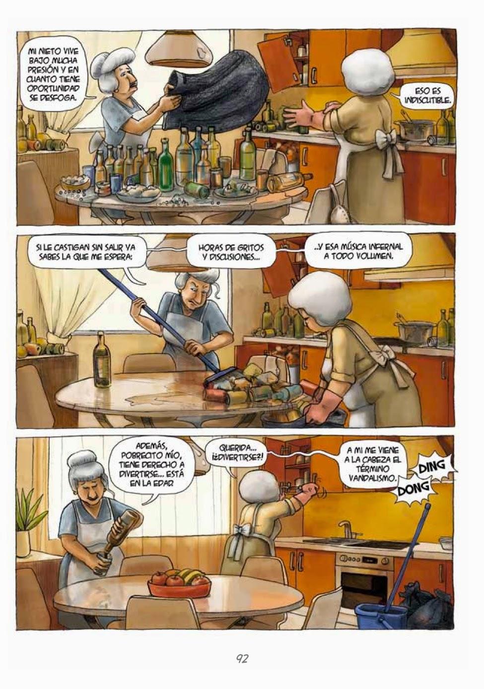 Recuerdos de Perrito de Mierda # 92 by Marta Alonso Berna, Dibbuks, March, 2014