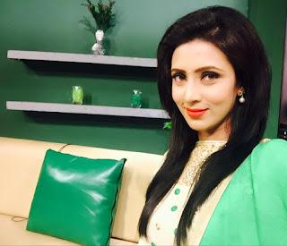Bidya Sinha Saha BD Model In TV Show