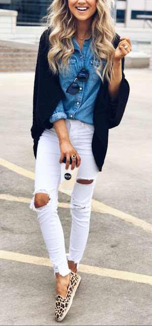 Trendy Street Style Winter Outfits and Street Chic Clothes