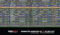Animated Adboard Global + FIFA 18 V2 AIO - PES 2017