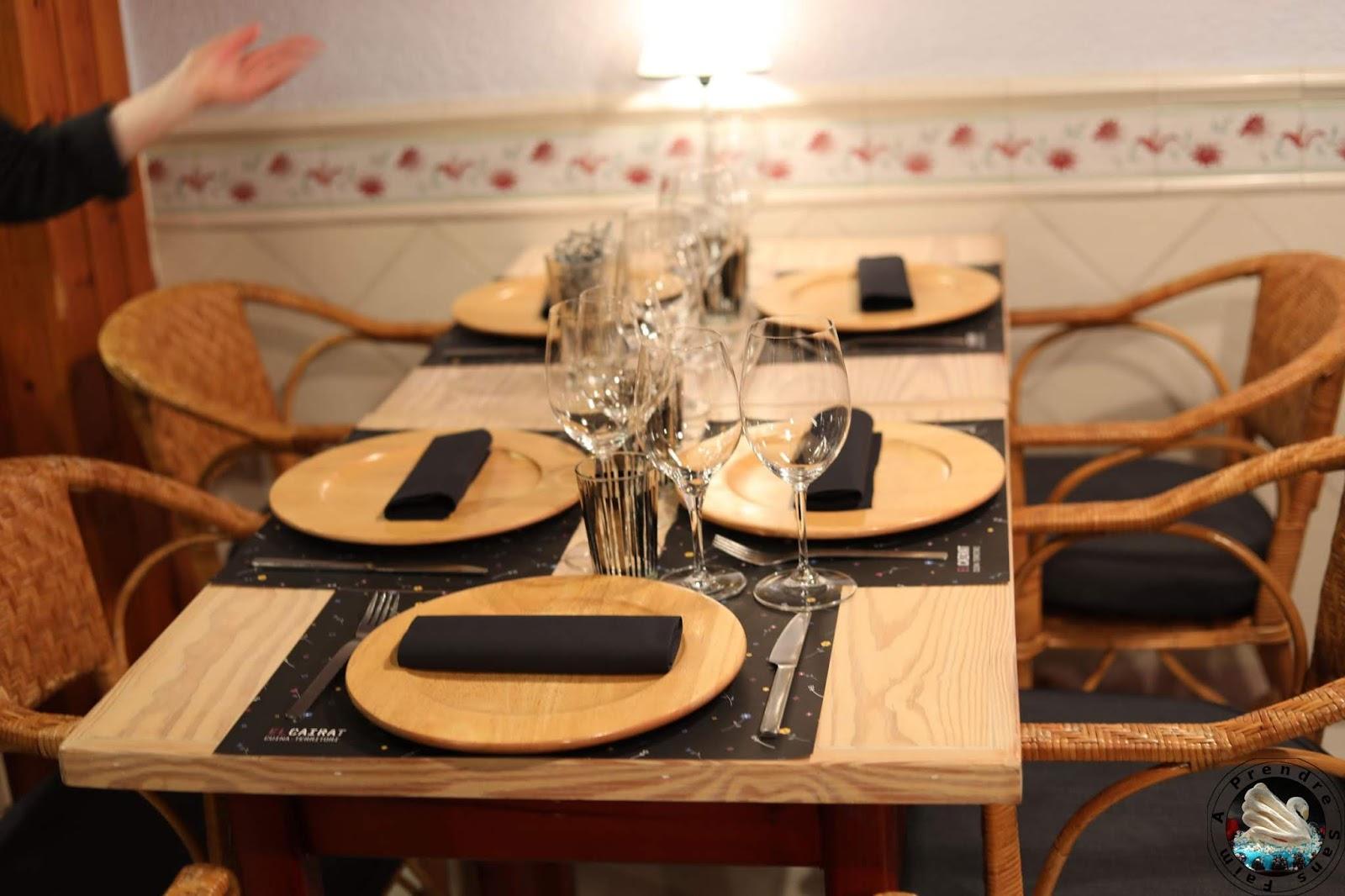 Restaurant El Cairat - Falset