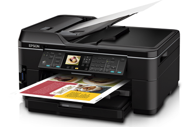 Epson WorkForce WF-7510 review