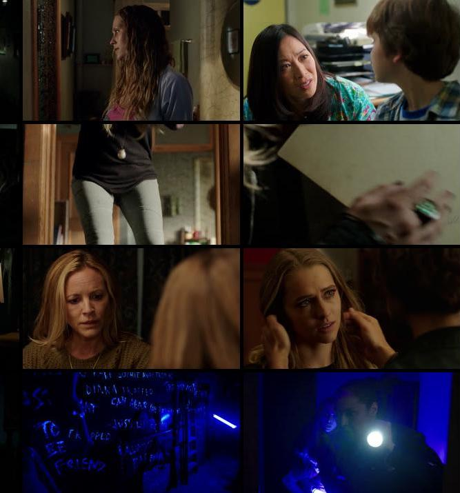 Lights Out 2016 English 720p