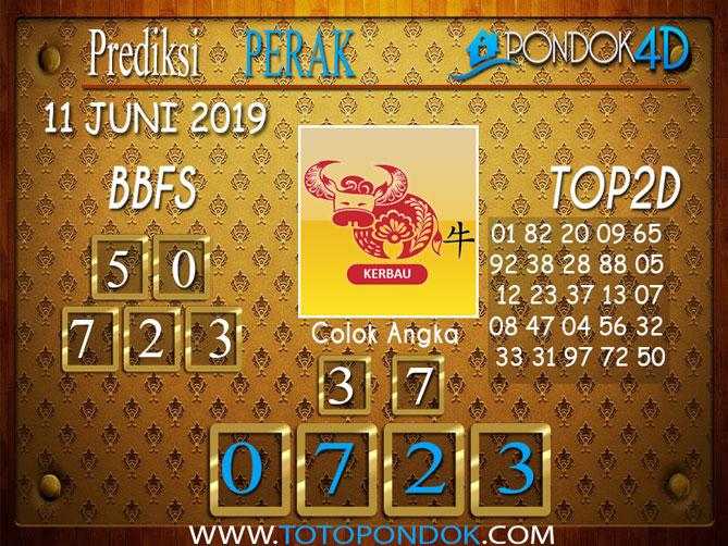 Prediksi Togel PERAK PONDOK4D 11 JUNI 2019