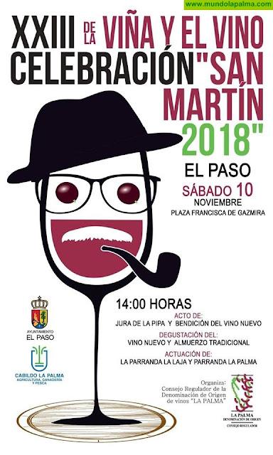 XXIII Celebración de La Viña y el Vino San Martín 2018