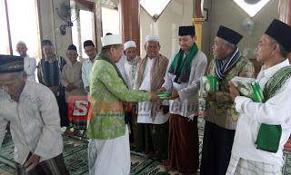 M. Rohmahurrmuzie Resmikan Yayasan Wakaf Al-Quran Di Kalitidu