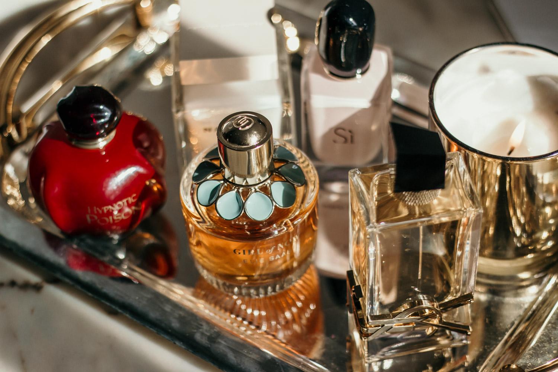 Os meus 5 perfumes para o outono