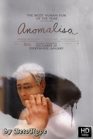 Anomalisa [1080p] [Latino-Ingles] [MEGA]