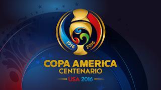 Copa America 2016 schedule