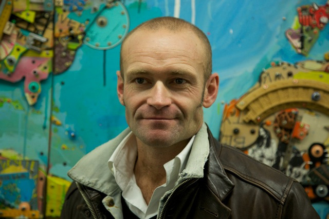artist Eric Liot