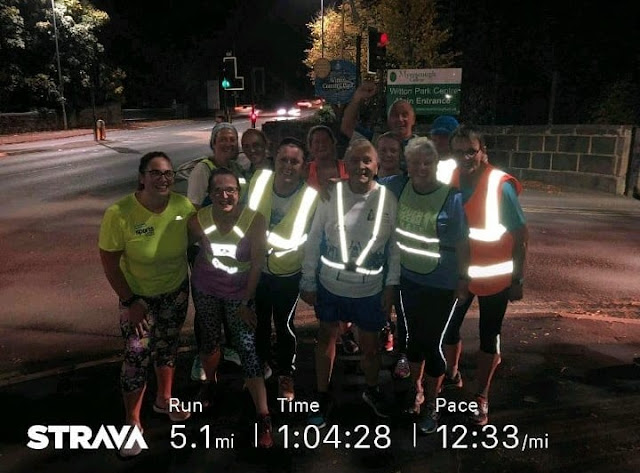 The October Run Down - hitting 500 miles