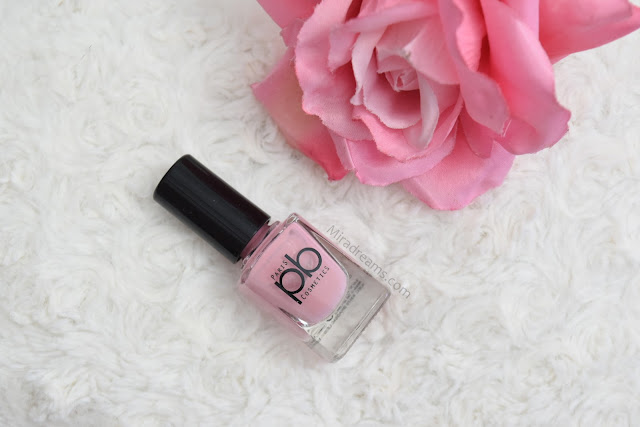 Les nouveautés PB Cosmetics, le vernis à ongles V28